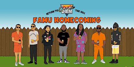 Carpe Diem: #DaySnatchers Festival Day Party - FAMU Homecoming 2021 tickets