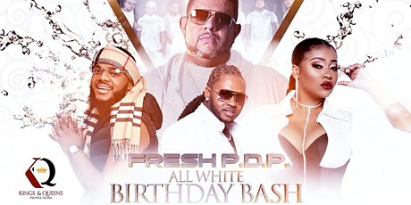 Fresh P.D.P. All-White Birthday Bash tickets