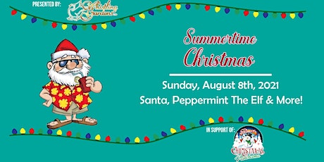 Summertime Christmas at Whistling Gardens! tickets