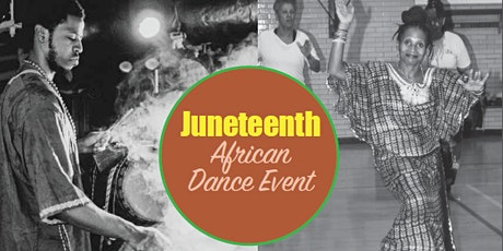 Juneteenth African Dance Event tickets