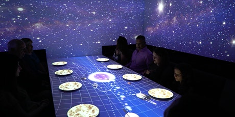 Virtual Reality Dining tickets