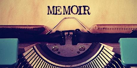 Want to write a memoir? Free  Memoir Writing Webinar for tips and advice tickets