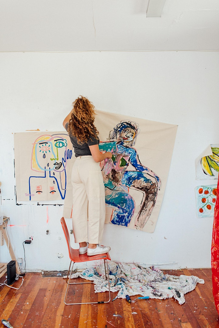 Intuitive Art Class image