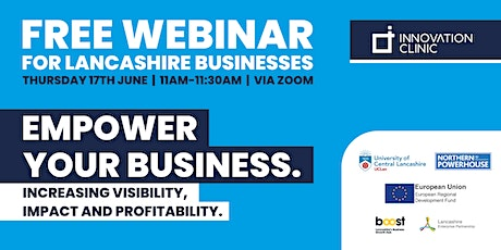 Empower Your Business - Increasing Visibility, Impact and Profitability billets