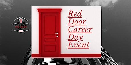Red Door Career Day in June tickets