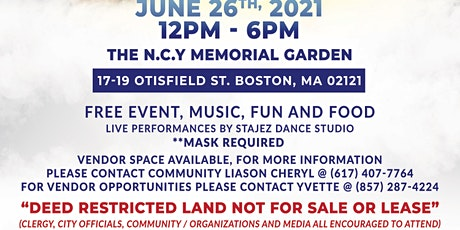 Community Family Day - June 26, 2021 tickets