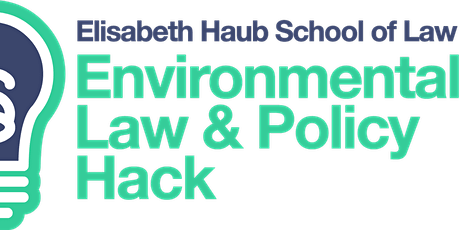 2021 Virtual Pace Environmental Law and Policy Hack Competition tickets