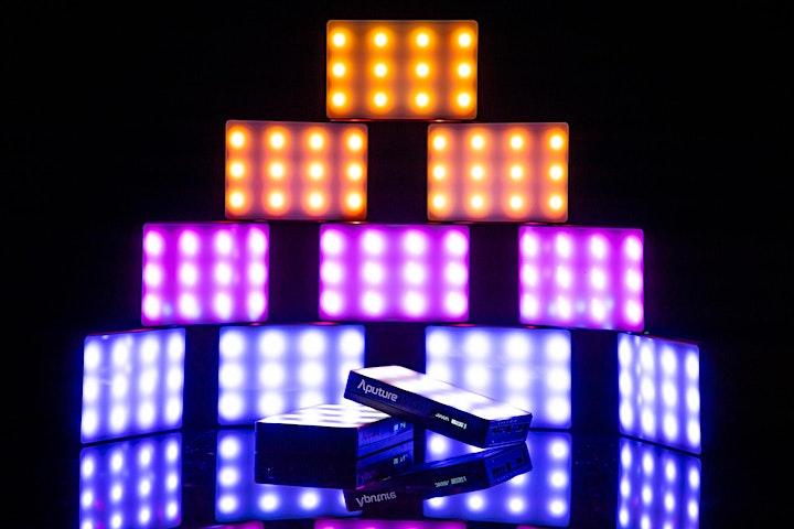 Aputure Lighting Certification 2021 - Win FREE Lights image