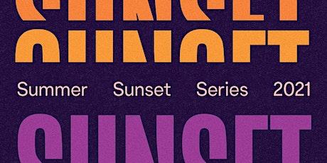 Sunset Summer Series: Grounding Meditation & Community Minded Design Talk tickets