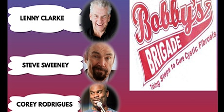 4th Annual Bobby's Brigade Comedy Night tickets