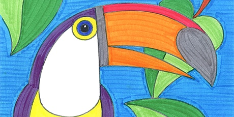 Young Rembrandts Elementary Drawing Program: Jungle Animals tickets