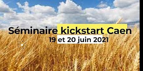 Séminaire Kickstart de Caen billets