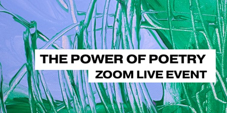 The Power of Poetry: A group discussion tickets