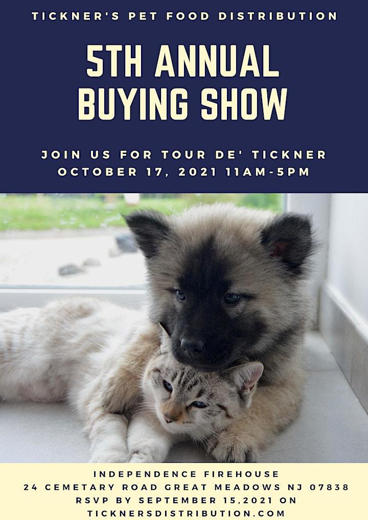 Tickner's 2021 Buying Show!' image