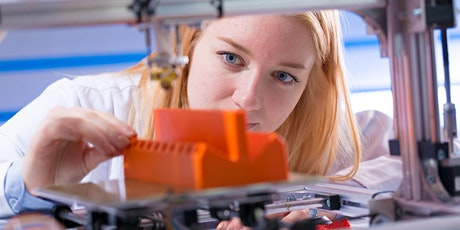 Learning to Use a 3D Printer - Part 1 (XCIS 533 01) tickets