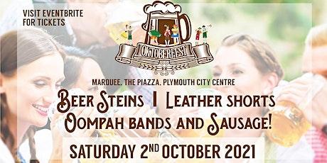 Oktoberfest Plymouth! tickets