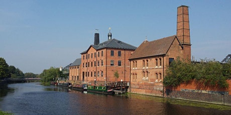 Group Walks - Factory Trails: Leicester's Former Knitting Industry tickets