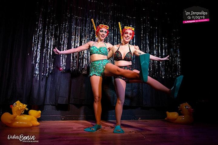 Image pour La Guinguette des Demoiselles : Cabaret Burlesque Insolite