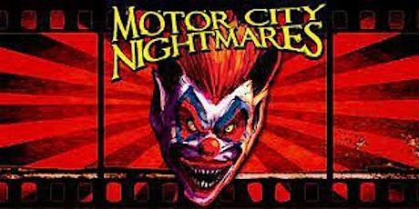 Motor City Nightmares Photo Ops tickets