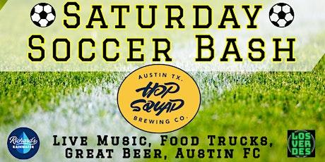 Soccer Summer Bash! tickets
