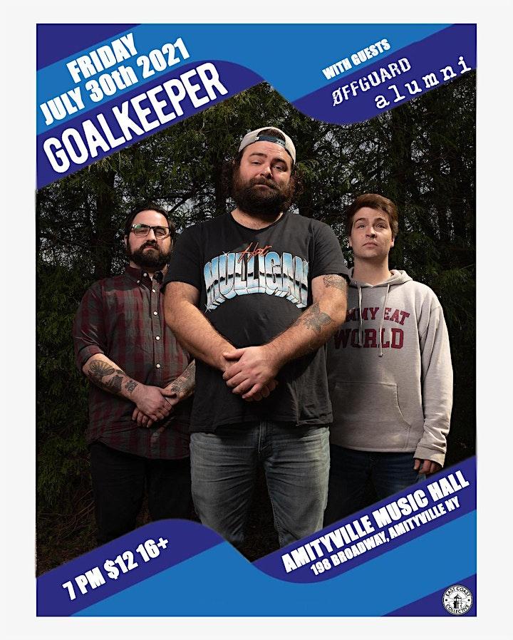 Goalkeeper image