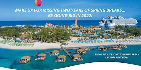 Let's talk family vacations with Royal Caribbean tickets