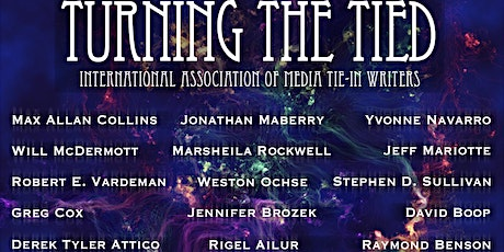 TURNING THE TIED Multi-author Event tickets