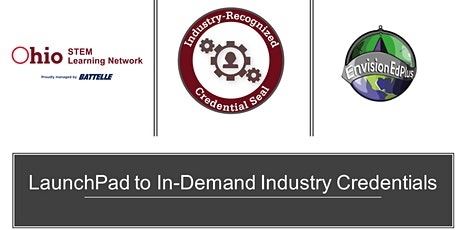 Launchpad: Ohio Industry Credentials tickets