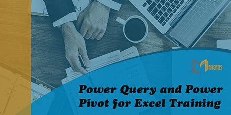 Power Query and Power Pivot for Excel Virtual Training in Merida tickets
