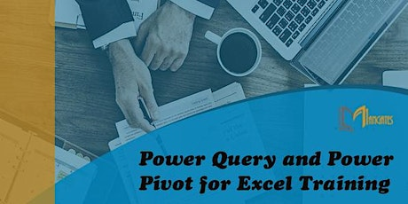 Power Query and Power Pivot for Excel Virtual Training in Mexico City tickets