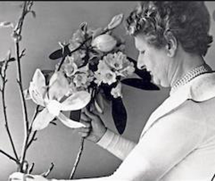 Sustainable floristry image