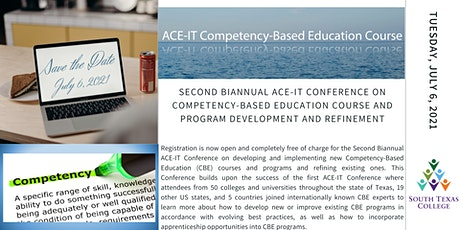 2nd Biannual ACE-IT CBE Course/Program Development & Refinement Conference tickets
