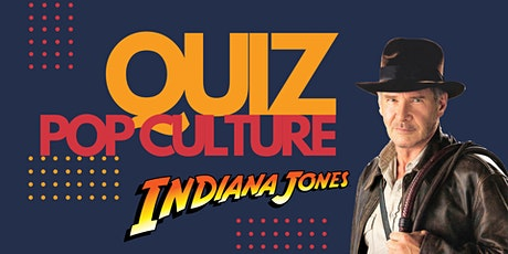 Pop 'n Quiz Indiana Jones billets