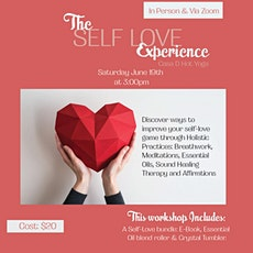 The Self Love Experience tickets
