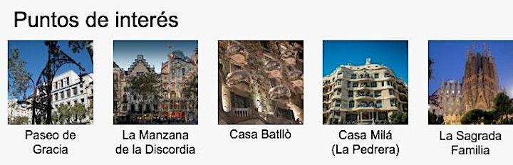 Imagen de La Barcelona de Antoni Gaudí