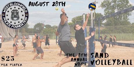 Sand Volleyball Tournament tickets