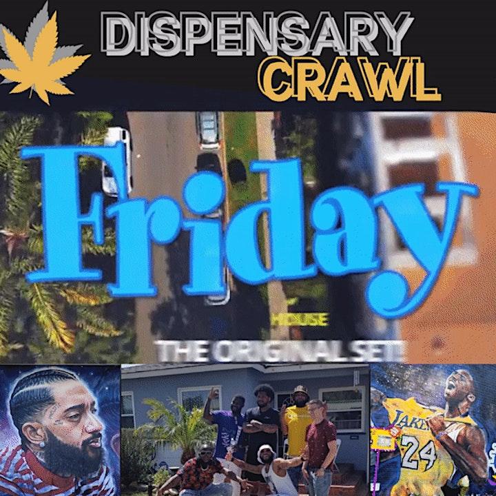 Friday Movie Set Weed Bus Tour image