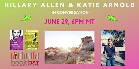Hillary Allen In Conversation with Katie Arnold tickets