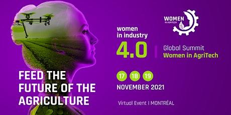 Global Women in Agritech Summit billets