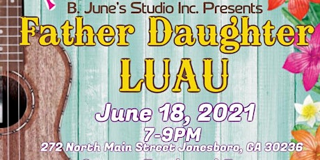 Father Daughter Luau tickets