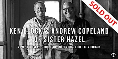 McLemore's Songwriters Series • KEN BLOCK & ANDREW tickets