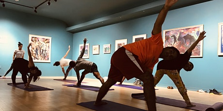 Yoga at Fisher tickets