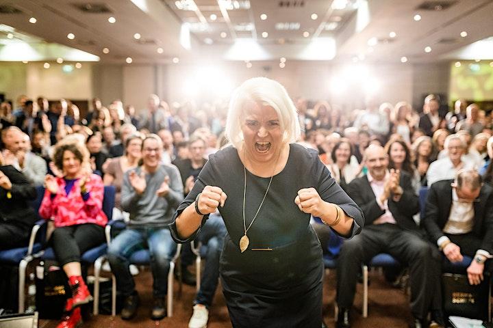 Wie du deine WUT FÜR deinen Erfolg nutzen kannst - Keynote von Anita Raidl: Bild