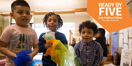 Ready by Five Early Childhood Needs Assessment Report Out tickets