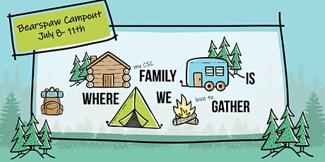 Bearspaw Campus Campout - Summer 2021 tickets