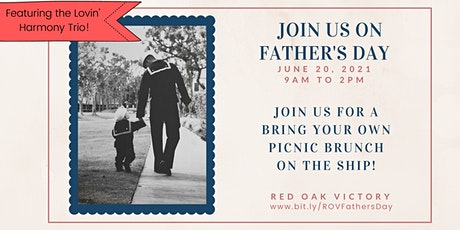 Fathers' Day at Red Oak Victory tickets