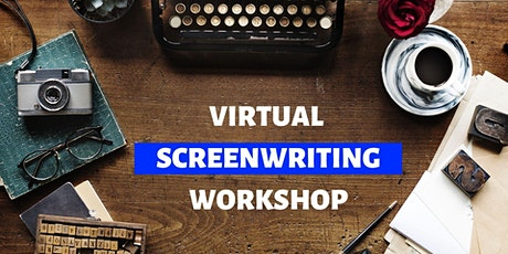 Virtual Screenwriting Workshop + TJW Screenwriting Journal tickets