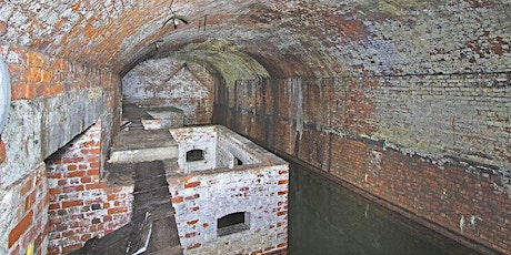 Secret Underground Tunnels of Manchester – the Full Tour on Zoom tickets