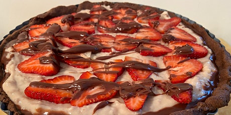 Annie's Signature Sweets Virtual Signature Neapolitan Tart baking class tickets
