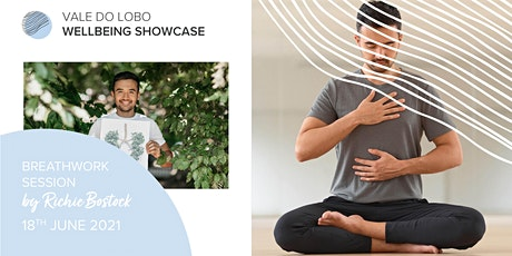 Breathe in and bliss out: breathwork session by Richie Bostock tickets